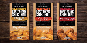 Ultimate Roast Potato Seasoning - 40g