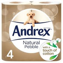 Load image into Gallery viewer, Andrex - Toilet Roll -  Pack Of 4 - Assorted
