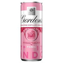 Load image into Gallery viewer, Off Licence - Gordon's  Gin & Tonic Ready To Drink Assorted Cans - 250ml