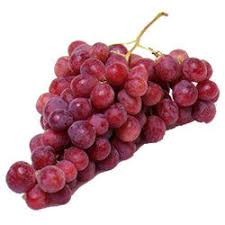 A Punnet Of Red Grapes - Loose Produce