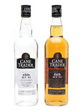 Load image into Gallery viewer, Off Licence - Cane Trader  Caribbean Rum 70cl - 37.5%