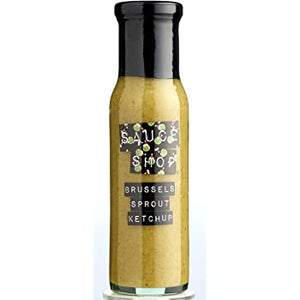 Sauce Shop -Brussel Sprout Ketchup- 255g