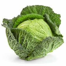 English Savoy Cabbage - Loose produce