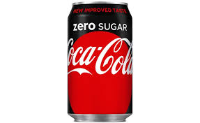 Coca Cola zero - 10 x 330ml cans