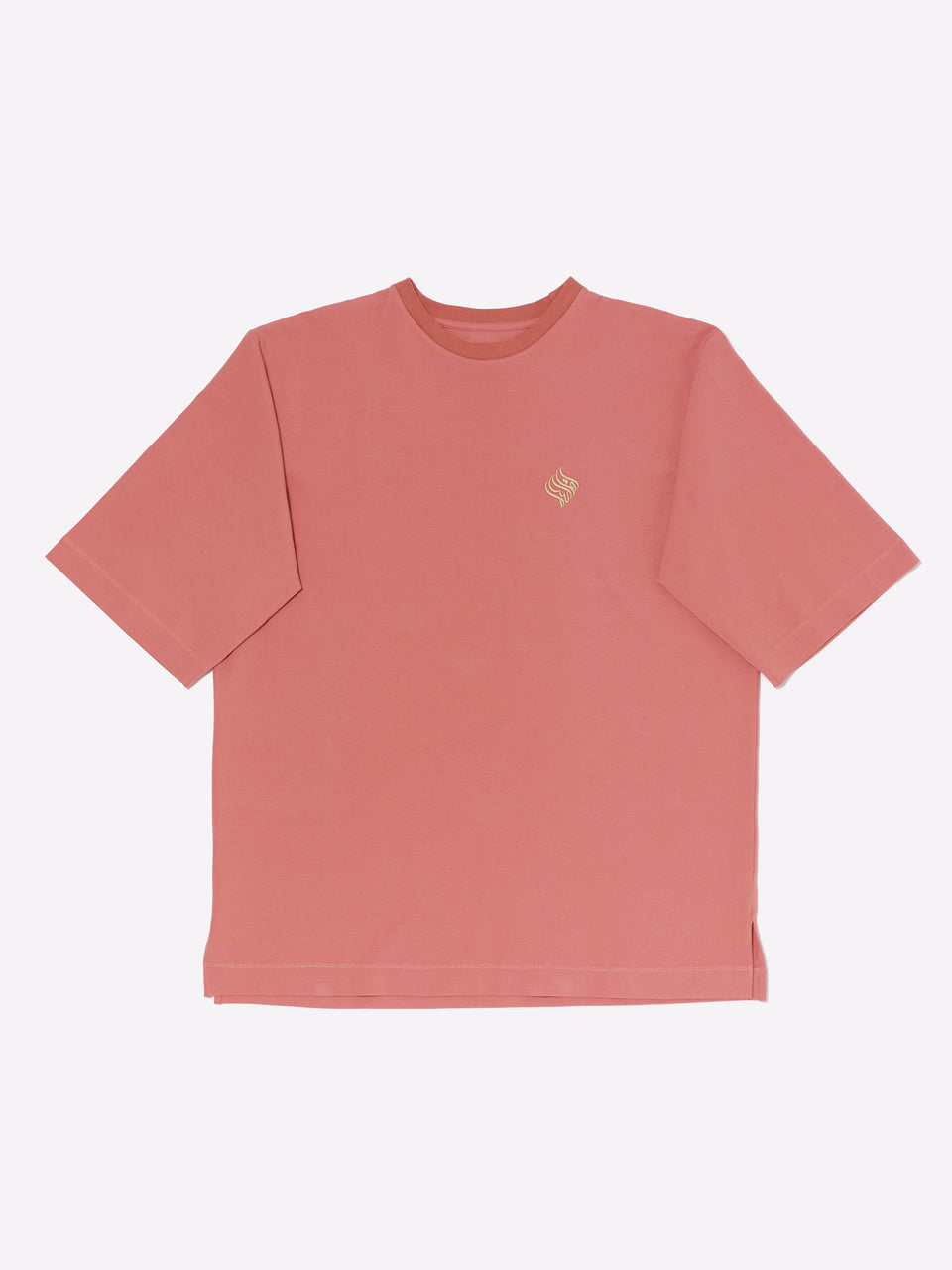 T-shirt Extended Sunset Rosé