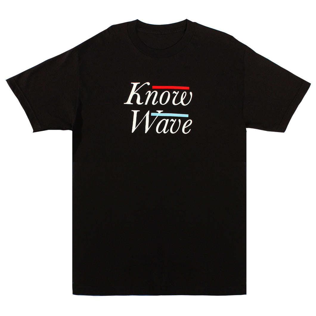Know Wave Serif T-Shirt