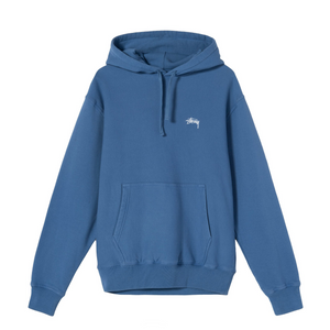 Stüssy Stock Logo Hooded Sweatshirt