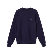 Load image into Gallery viewer, Stüssy Stock Logo Crew Sweatshirt