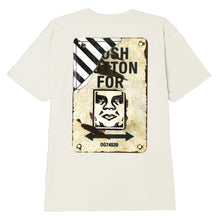 Load image into Gallery viewer, OBEY Crosswalk Sign T-Shirt