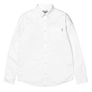 Carhartt WIP LS Button Down Shirt