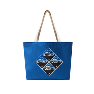 Powers Corrosion Tote Bag