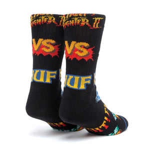 HUF x Street Fighter Graphic Sock