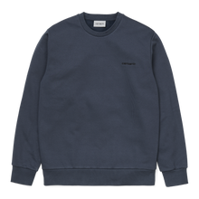 Load image into Gallery viewer, Carhartt WIP Script Embroidery Sweatshirt