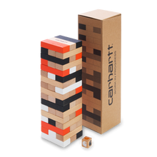 Load image into Gallery viewer, Carhartt WIP Stacking Blocks Game
