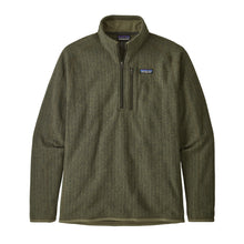 Load image into Gallery viewer, Patagonia Better Sweat Rib Knit 1/4 Zip