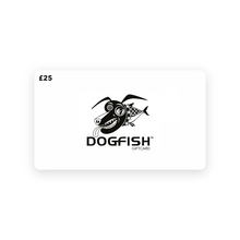 Load image into Gallery viewer, Dogfish Mens Gift Card (ONLINE USE ONLY)