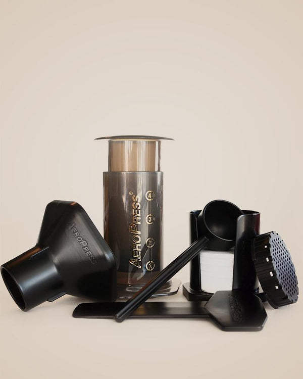 Brew bundle for one Aeropress