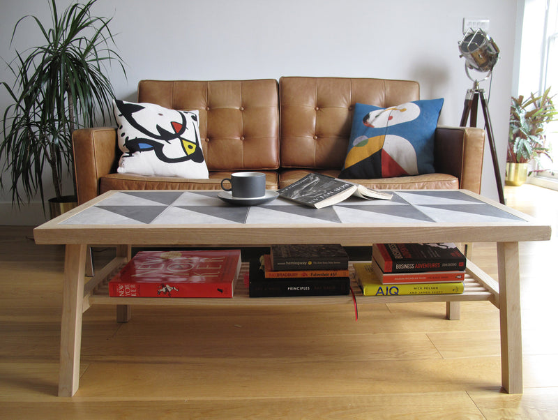 Frequency Coffee Table