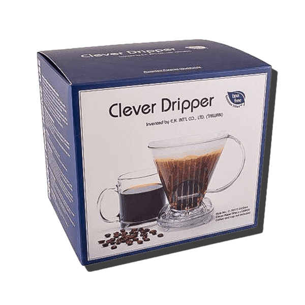 CLEVER COFFEE DRIPPER WITH 100 FILTERS