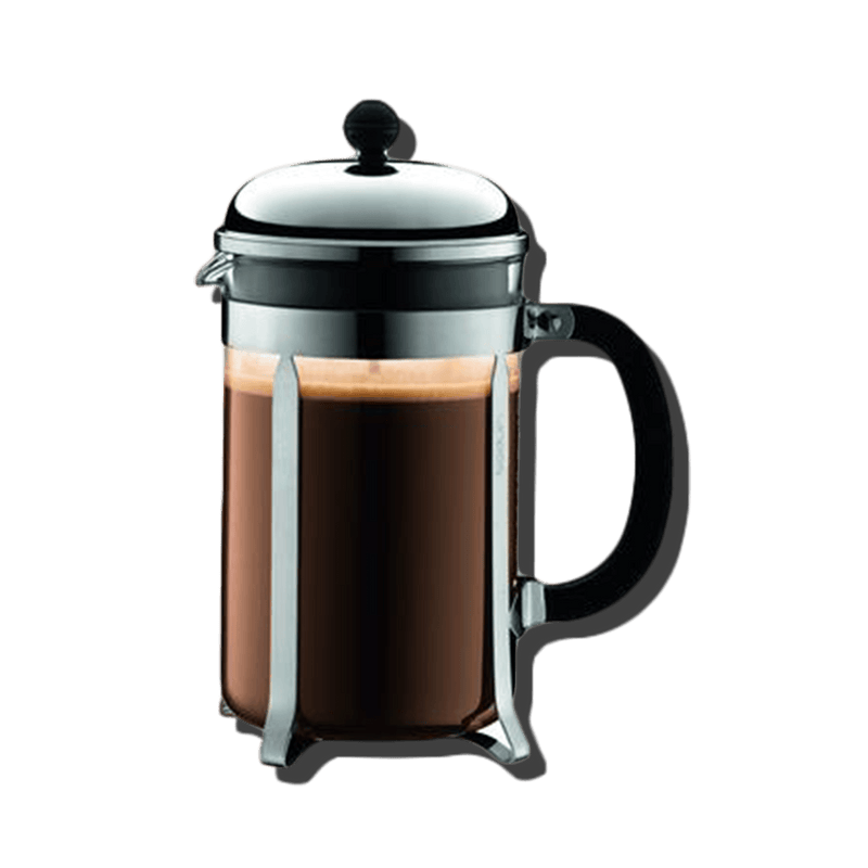 BODUM CHAMBORD COFFEE MAKER 8 CUP