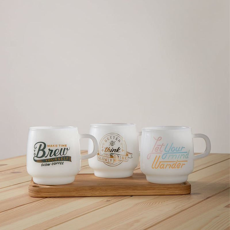 KINTO SCS SIGN PAINT MUG BREW