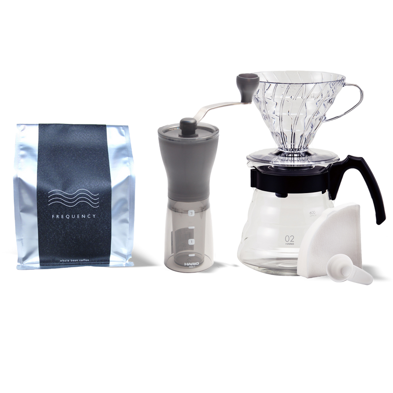Brew bundle for one V60