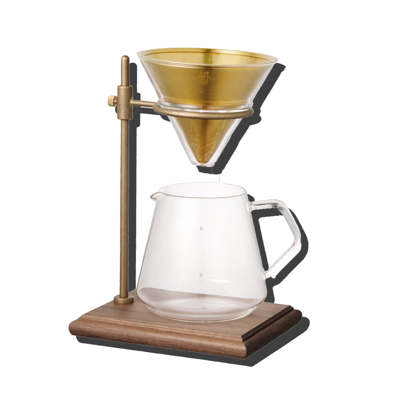 KINTO BREWER STAND SET 4CUPS