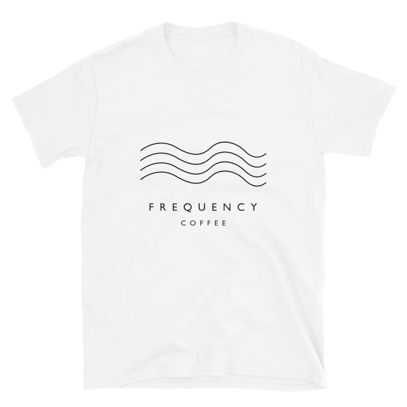 Frequency T-Shirt (White)