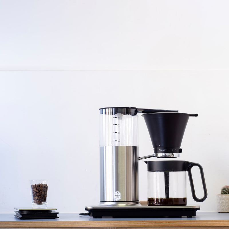 Wilfa Classic + Coffee Maker Silver