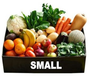 Small Fruit and Vegetable Box subscription