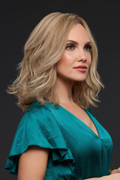 Carrie Petite by Jon Renau Human Hair Wig