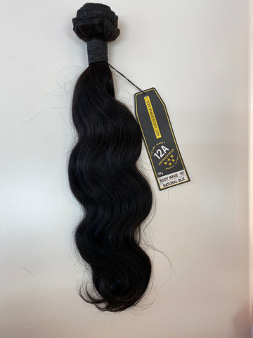 Virgin Body Wave Human Hair Bundle 16""