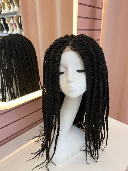 Box Braid Wig