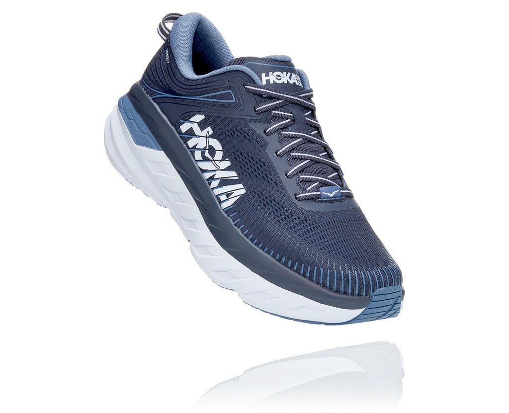 Mens Hoka Bondi 7 Wide