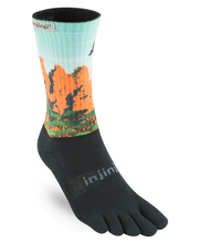 Load image into Gallery viewer, Injinji Trail 2.0 Midweight Crew