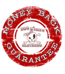 Money Back Guarantee Stamp