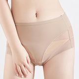 Elastic Transparent Seamless Hip Up Waist Slimming Shaping Panties