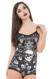 Jawbreaker Clothing - Dark Conspiracy Cami - Egg n Chips London