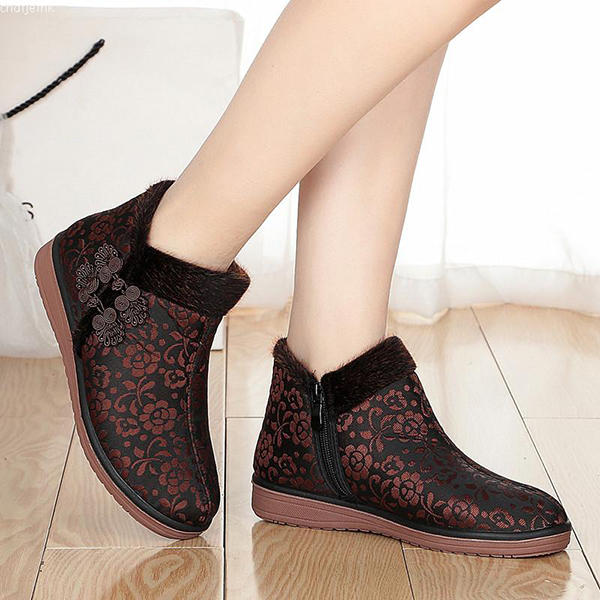 32ed3821-c358-42bd-99be-fc03925d4df0_720x Egg N Chips London Fur Lining Ankle Winter Cotton Boots