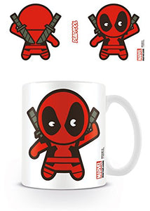 "Marvel 11oz/315ml"" Kawaii, Deadpool Mug"