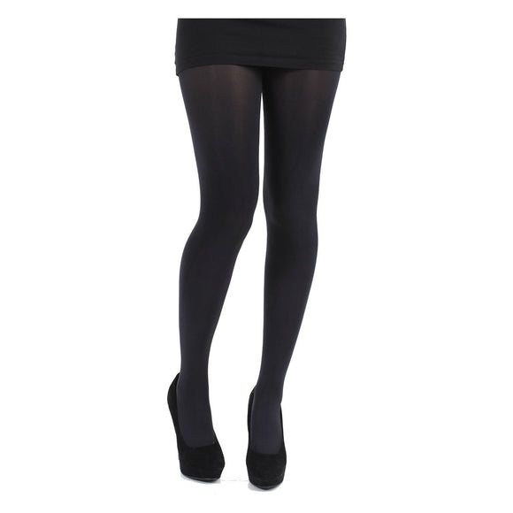 Pamela Mann - 50 Denier Black Tights - Egg n Chips London