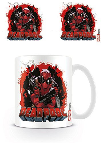 Deadpool 11oz/315ml