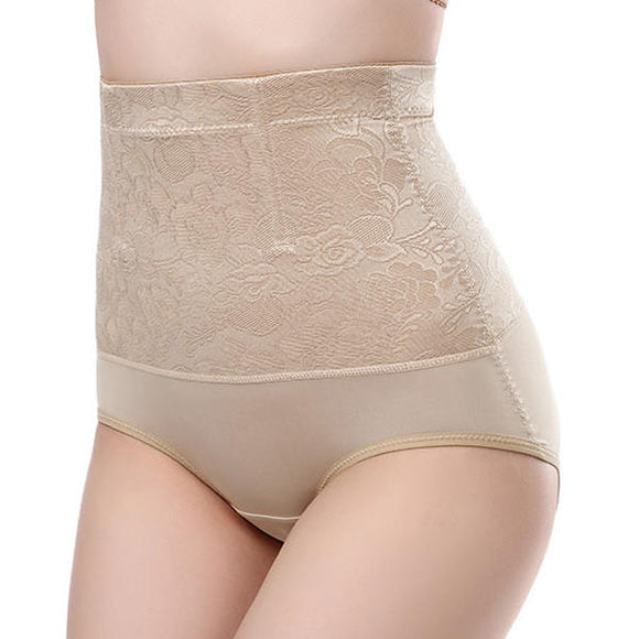 Seamless High Waist Hip Lifting Abdomen Shaping Breathable Shapewear