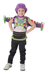 Official Disney Toy Story Buzz Lightyear Fancy Dress Set