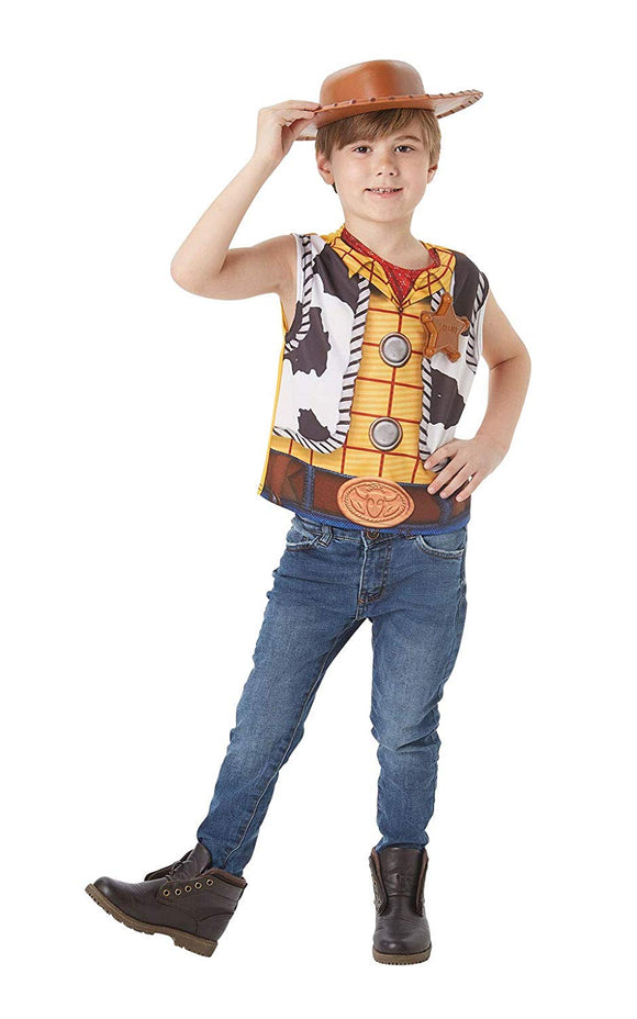 Official Disney Toy Story Woody Fancy Dress Set