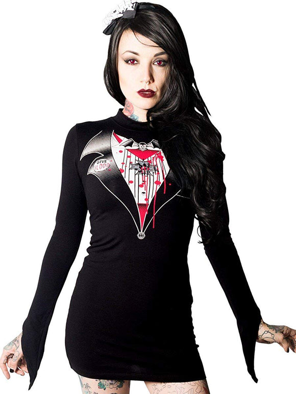Kreepsville 666 Dracula Dress