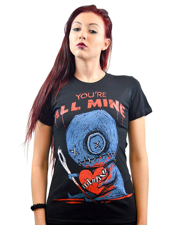 Akumu Ink All Mine T-Shirt