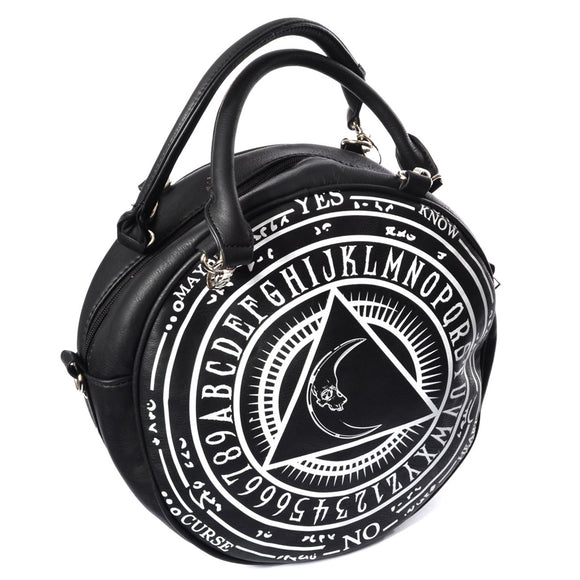 Poizen Industries - Ouija Board Cross-Body Bag