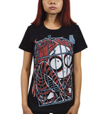 Akumu Ink Caged Women's  T-Shirt