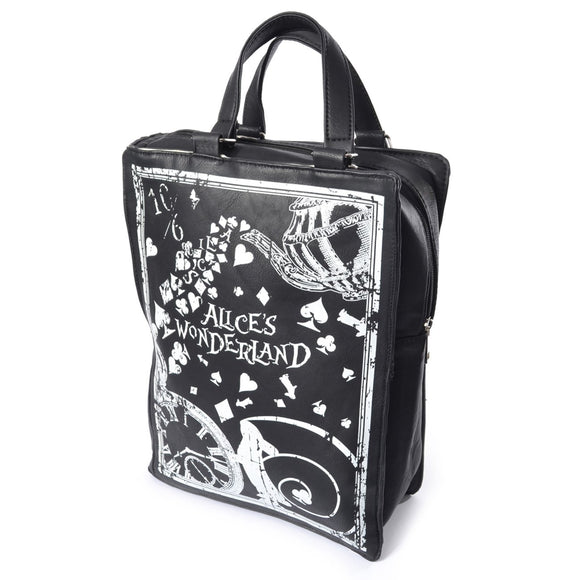 Poizen Industries Alice's Wonderland Bag